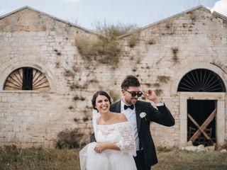 Le nozze di Nicole e Antonello