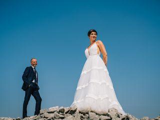 Le nozze di Antonio e Federica