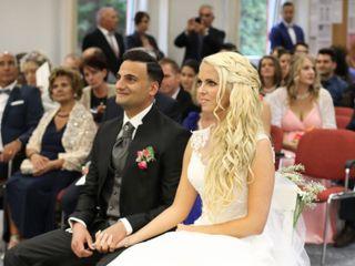 Le nozze di Kim e Adriano 1