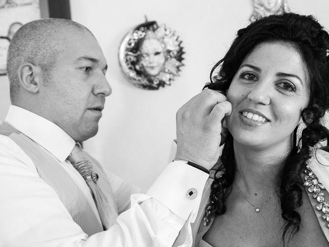 Il matrimonio di Giovanni e Paola a Corte Franca, Brescia 14