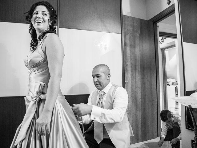 Il matrimonio di Giovanni e Paola a Corte Franca, Brescia 20