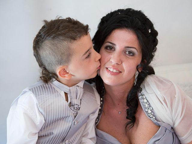 Il matrimonio di Giovanni e Paola a Corte Franca, Brescia 22