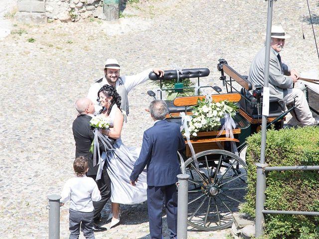 Il matrimonio di Giovanni e Paola a Corte Franca, Brescia 26