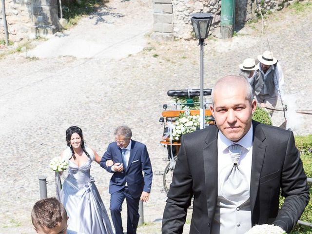 Il matrimonio di Giovanni e Paola a Corte Franca, Brescia 27