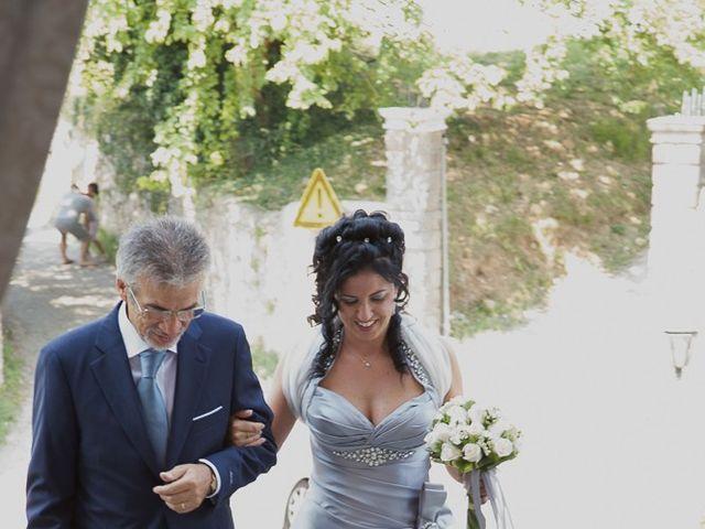 Il matrimonio di Giovanni e Paola a Corte Franca, Brescia 33