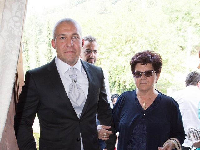 Il matrimonio di Giovanni e Paola a Corte Franca, Brescia 34