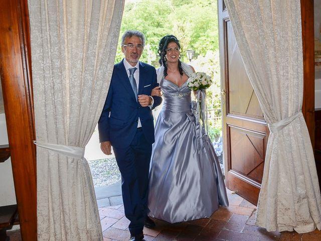 Il matrimonio di Giovanni e Paola a Corte Franca, Brescia 35