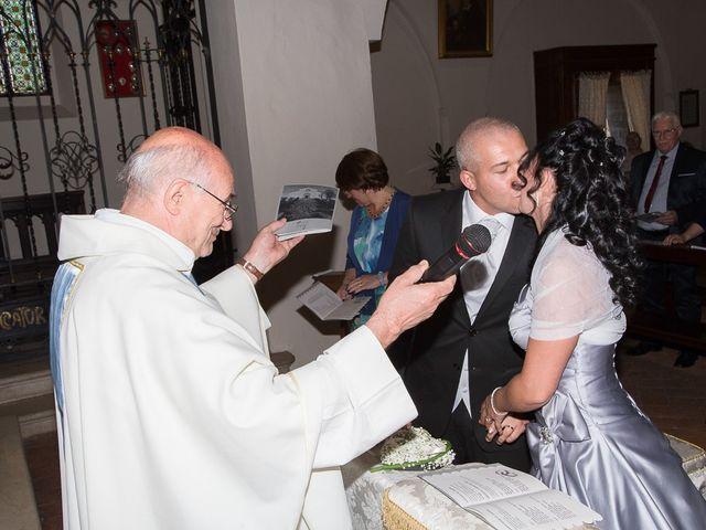 Il matrimonio di Giovanni e Paola a Corte Franca, Brescia 38
