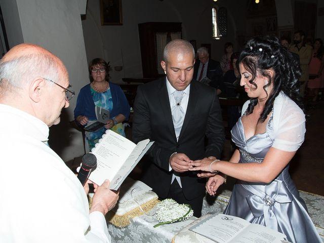 Il matrimonio di Giovanni e Paola a Corte Franca, Brescia 39