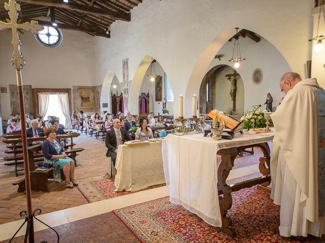 Il matrimonio di Giovanni e Paola a Corte Franca, Brescia 42