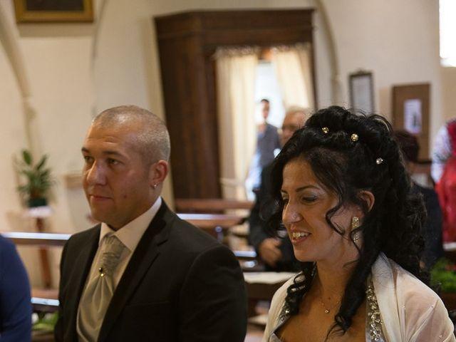 Il matrimonio di Giovanni e Paola a Corte Franca, Brescia 43
