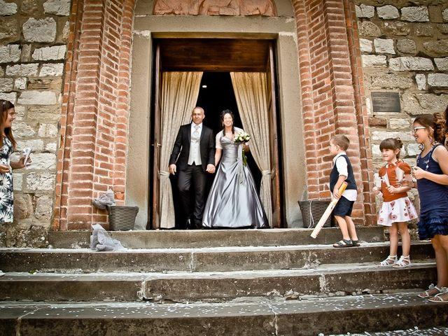 Il matrimonio di Giovanni e Paola a Corte Franca, Brescia 46