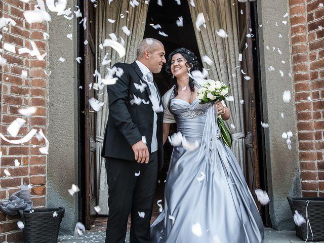 Il matrimonio di Giovanni e Paola a Corte Franca, Brescia 47