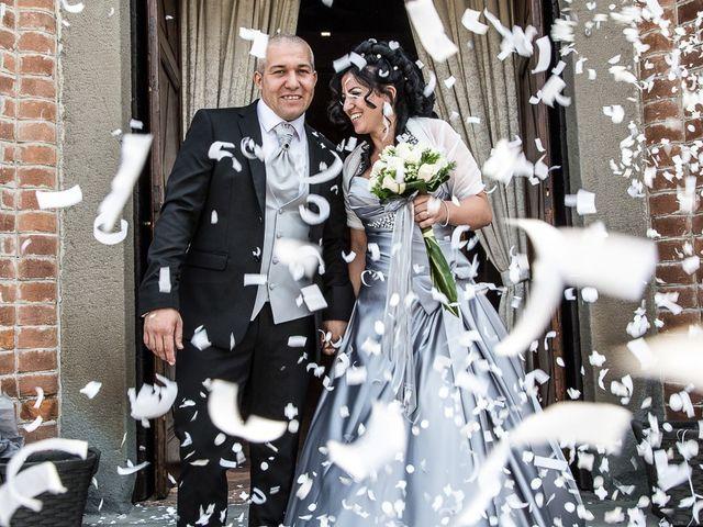Il matrimonio di Giovanni e Paola a Corte Franca, Brescia 48
