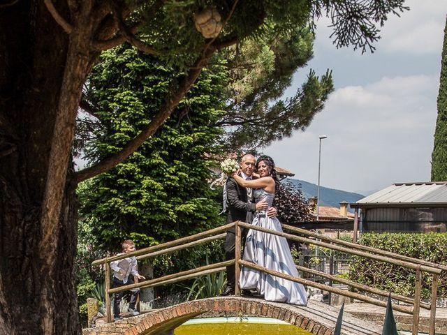 Il matrimonio di Giovanni e Paola a Corte Franca, Brescia 58