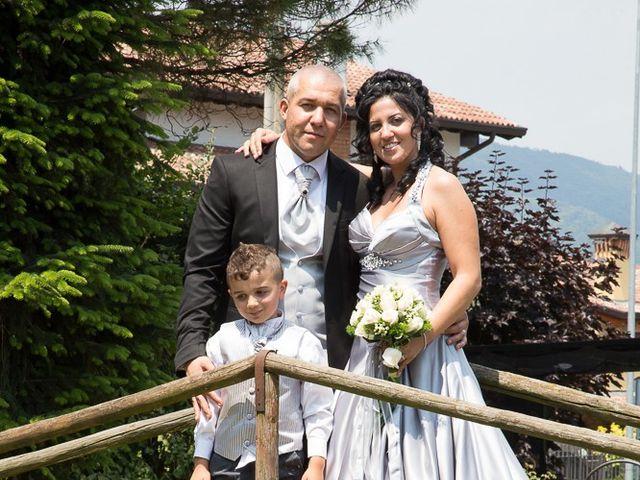 Il matrimonio di Giovanni e Paola a Corte Franca, Brescia 59