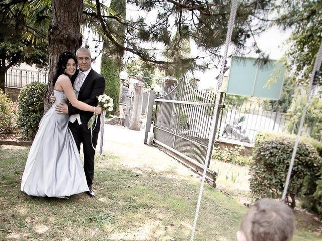 Il matrimonio di Giovanni e Paola a Corte Franca, Brescia 67