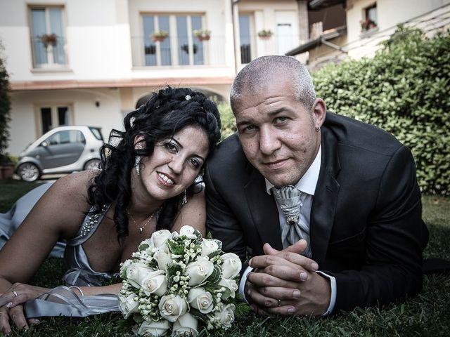 Il matrimonio di Giovanni e Paola a Corte Franca, Brescia 1