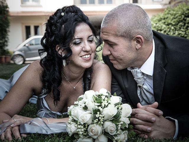 Il matrimonio di Giovanni e Paola a Corte Franca, Brescia 73