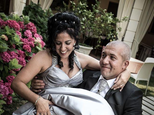 Il matrimonio di Giovanni e Paola a Corte Franca, Brescia 78
