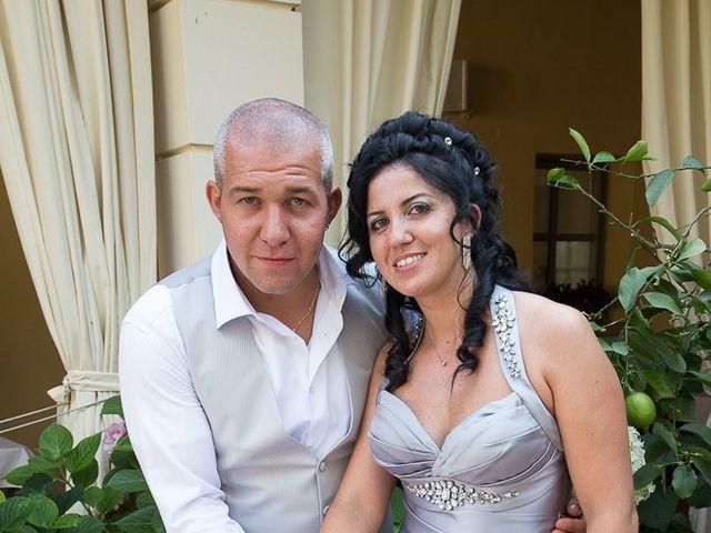 Il matrimonio di Giovanni e Paola a Corte Franca, Brescia 88