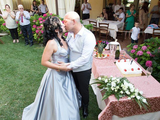 Il matrimonio di Giovanni e Paola a Corte Franca, Brescia 90