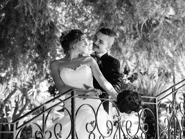 Le nozze di Veronica e Andrea