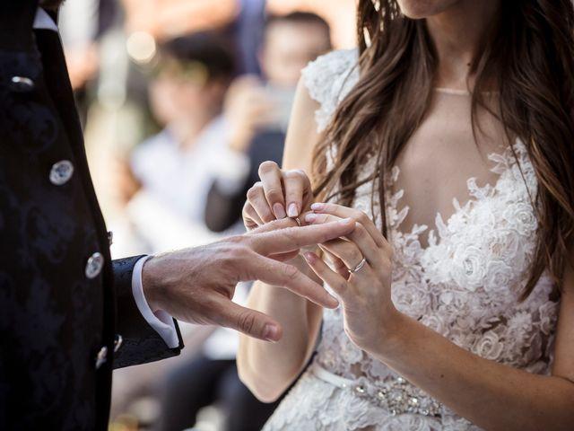 Il matrimonio di Davide e Isabella a Stresa, Verbania 15