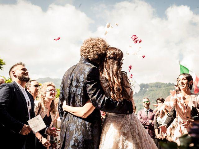Il matrimonio di Davide e Isabella a Stresa, Verbania 16