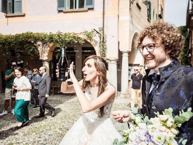 Il matrimonio di Davide e Isabella a Stresa, Verbania 18