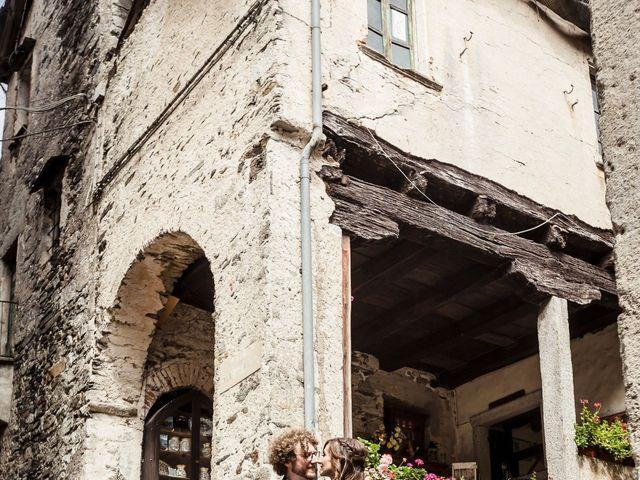 Il matrimonio di Davide e Isabella a Stresa, Verbania 19