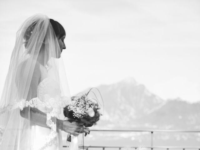 Il matrimonio di Manuel e Sara a Brenzone, Verona 104