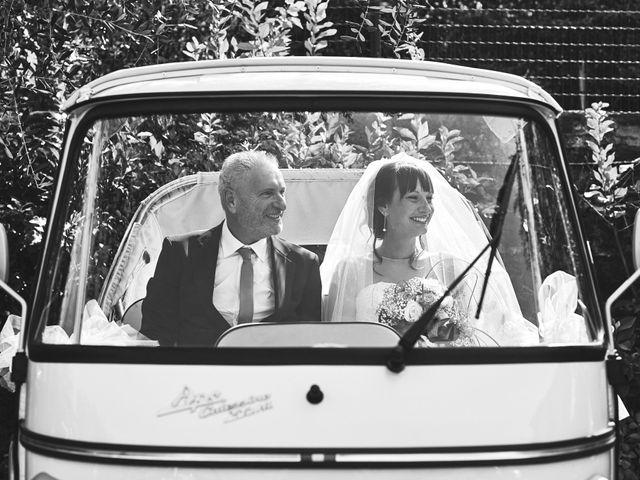 Il matrimonio di Manuel e Sara a Brenzone, Verona 134