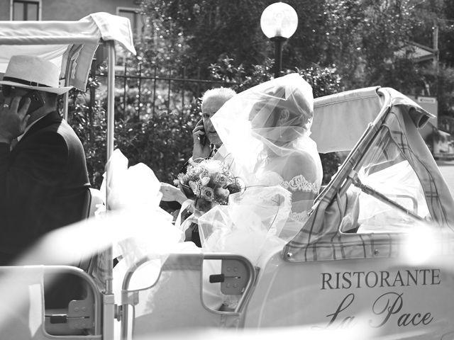 Il matrimonio di Manuel e Sara a Brenzone, Verona 133