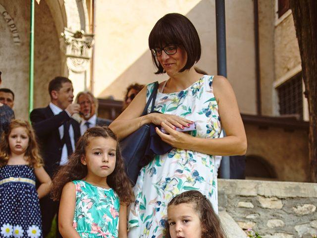 Il matrimonio di Manuel e Sara a Brenzone, Verona 131