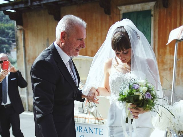 Il matrimonio di Manuel e Sara a Brenzone, Verona 129