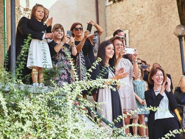Il matrimonio di Manuel e Sara a Brenzone, Verona 128