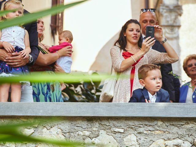 Il matrimonio di Manuel e Sara a Brenzone, Verona 126