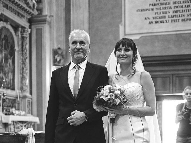 Il matrimonio di Manuel e Sara a Brenzone, Verona 123