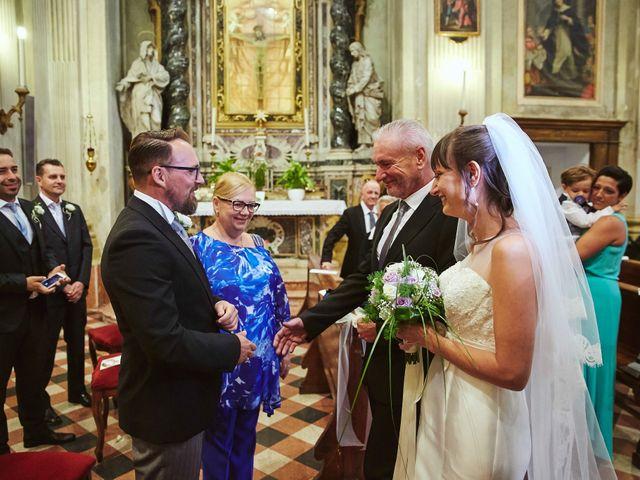 Il matrimonio di Manuel e Sara a Brenzone, Verona 122