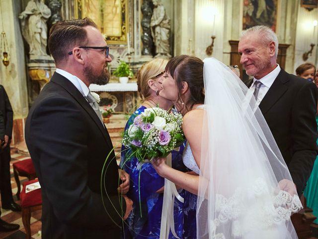 Il matrimonio di Manuel e Sara a Brenzone, Verona 121