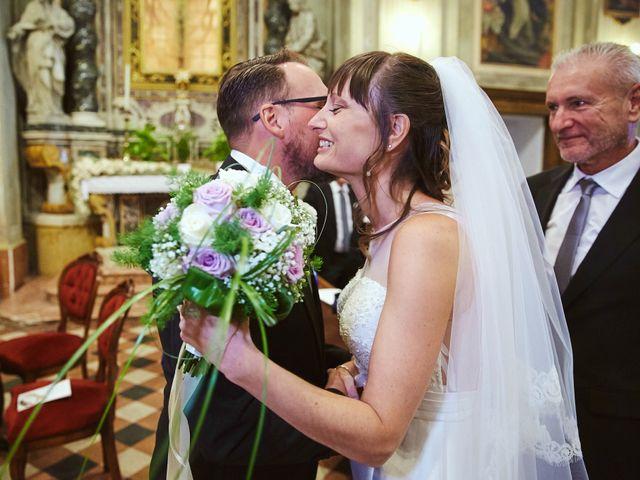 Il matrimonio di Manuel e Sara a Brenzone, Verona 120