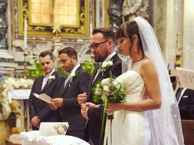 Il matrimonio di Manuel e Sara a Brenzone, Verona 195