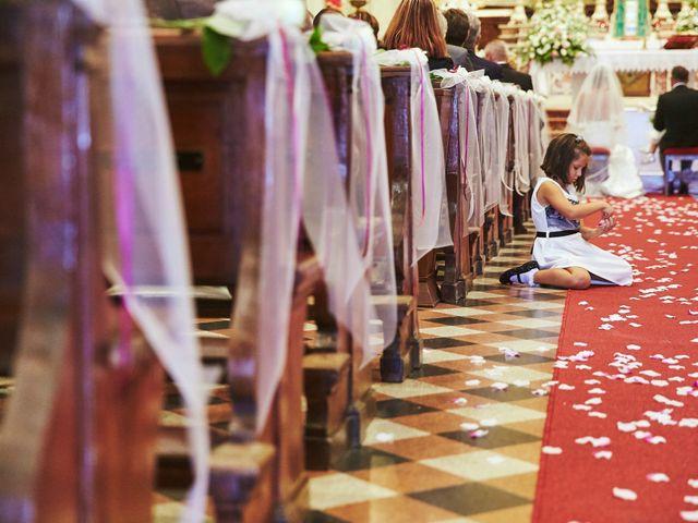 Il matrimonio di Manuel e Sara a Brenzone, Verona 206