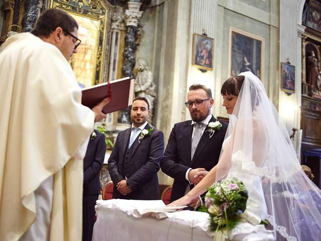 Il matrimonio di Manuel e Sara a Brenzone, Verona 197