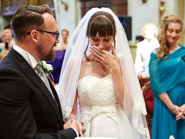 Il matrimonio di Manuel e Sara a Brenzone, Verona 203