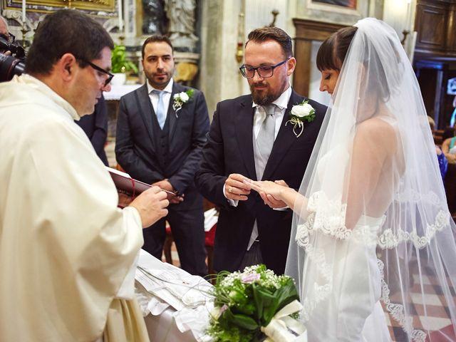 Il matrimonio di Manuel e Sara a Brenzone, Verona 218