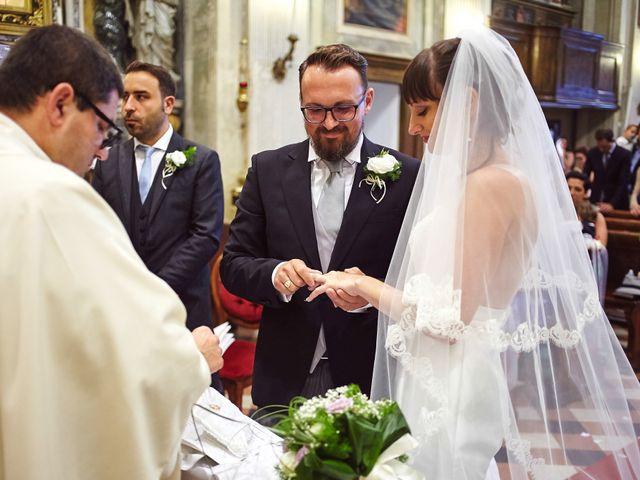 Il matrimonio di Manuel e Sara a Brenzone, Verona 217
