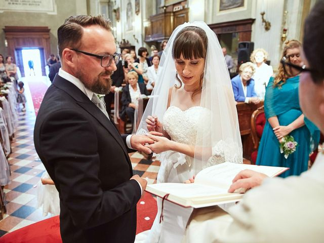 Il matrimonio di Manuel e Sara a Brenzone, Verona 215