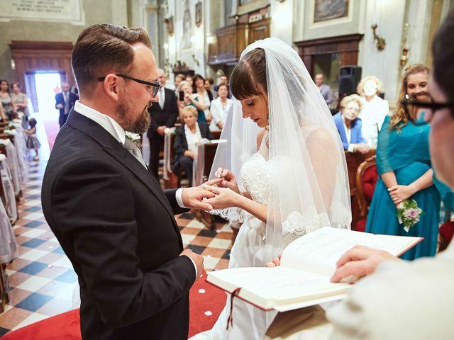 Il matrimonio di Manuel e Sara a Brenzone, Verona 214